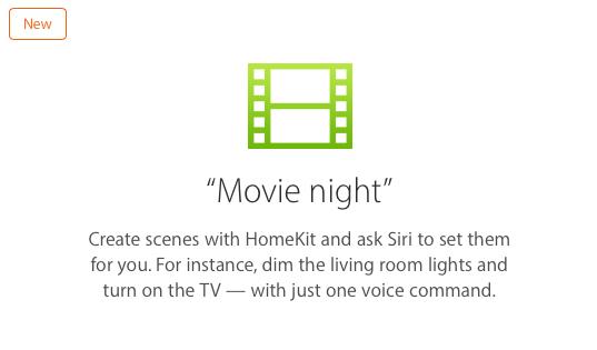 Siri HomeKit