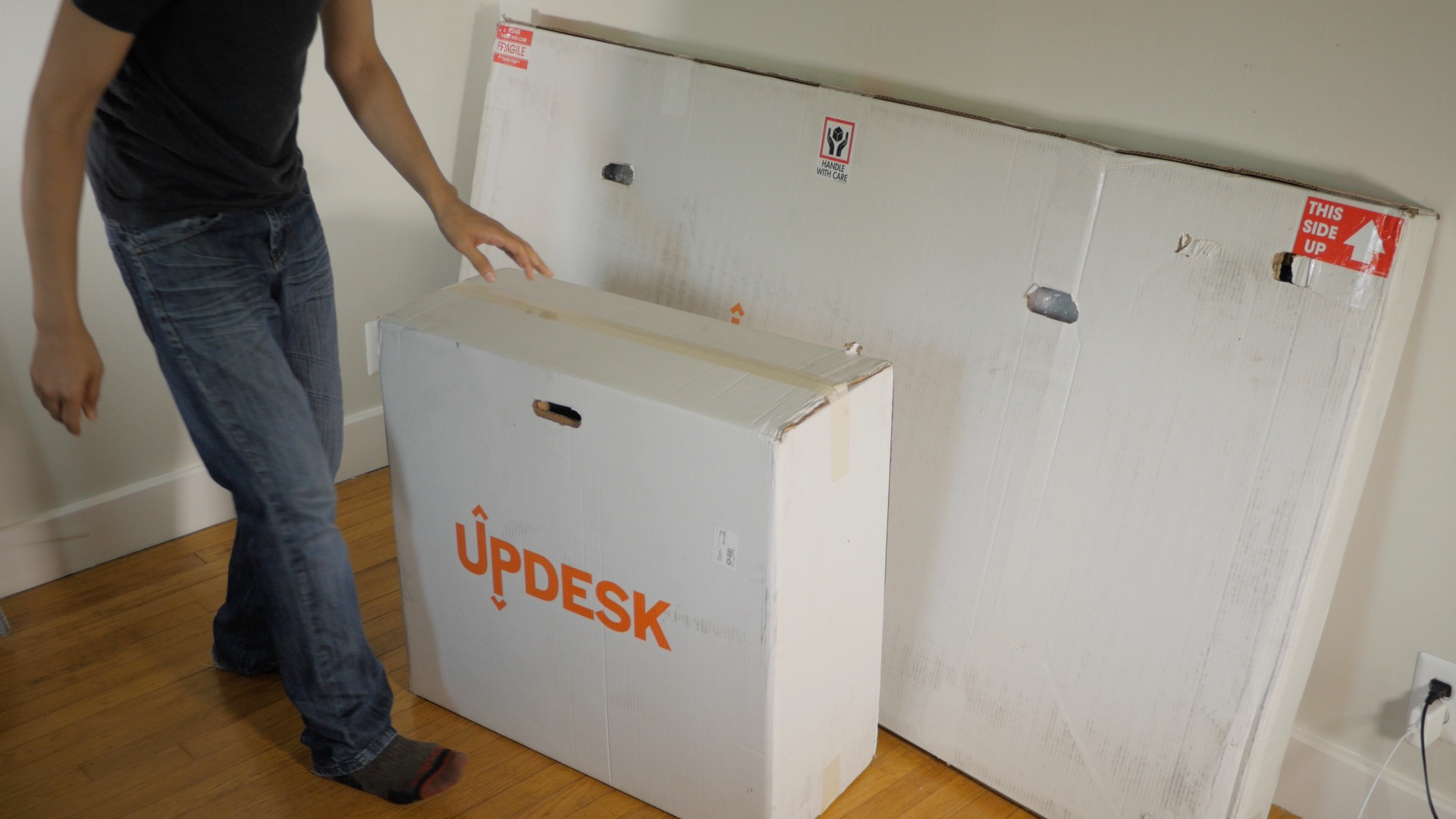 UpDesk Boxes