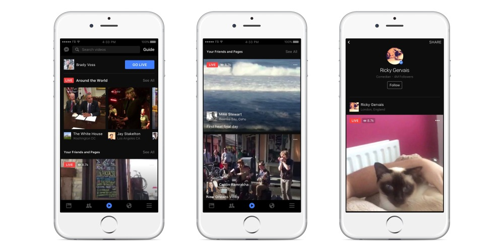 Video Destination iOS