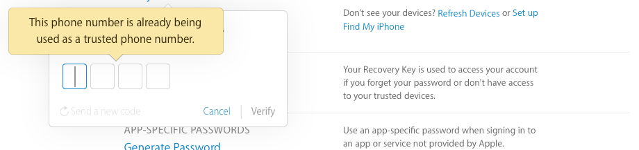 Apple ID websites down for some, not working properly for