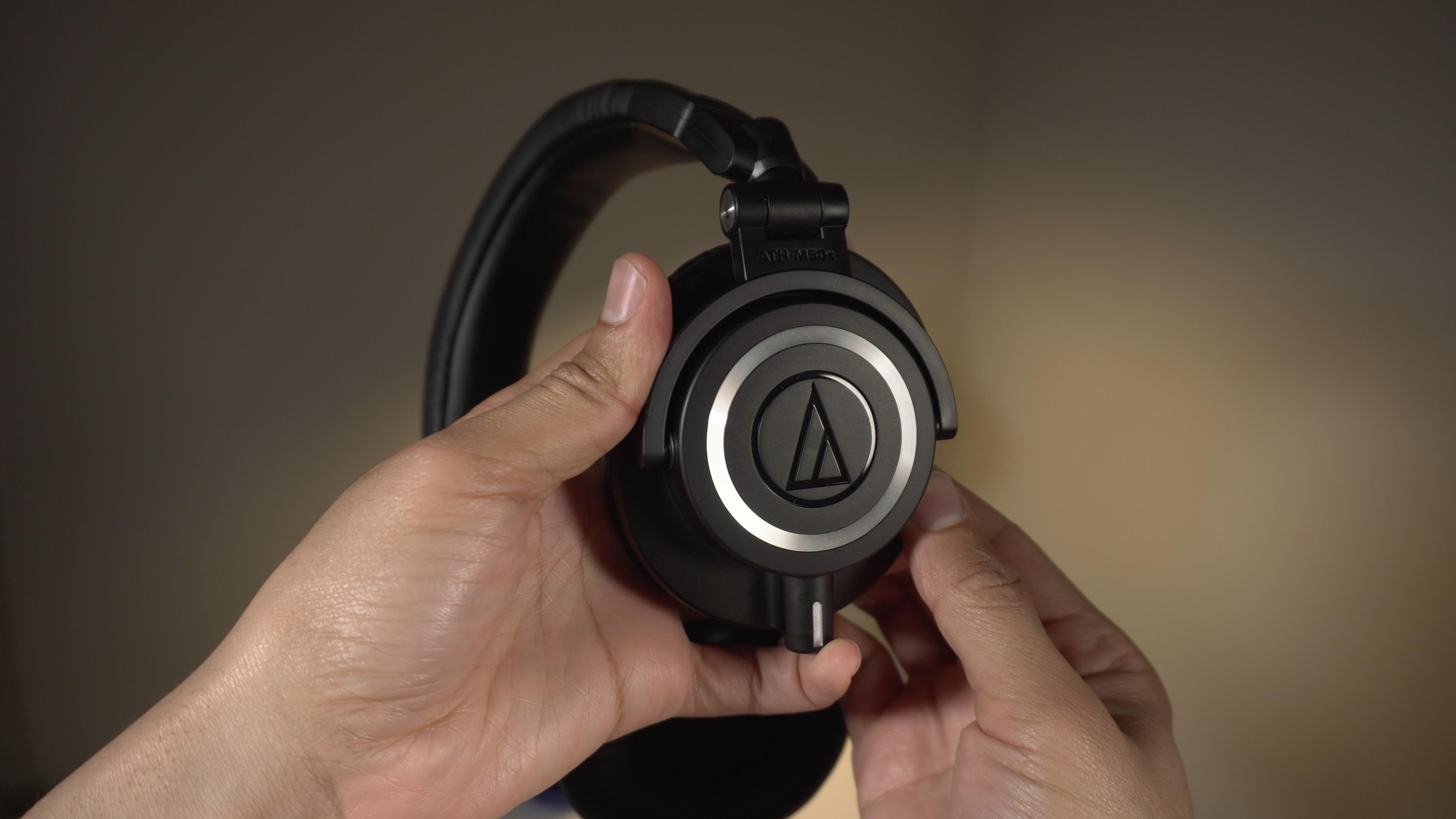 ATH-M50x Design