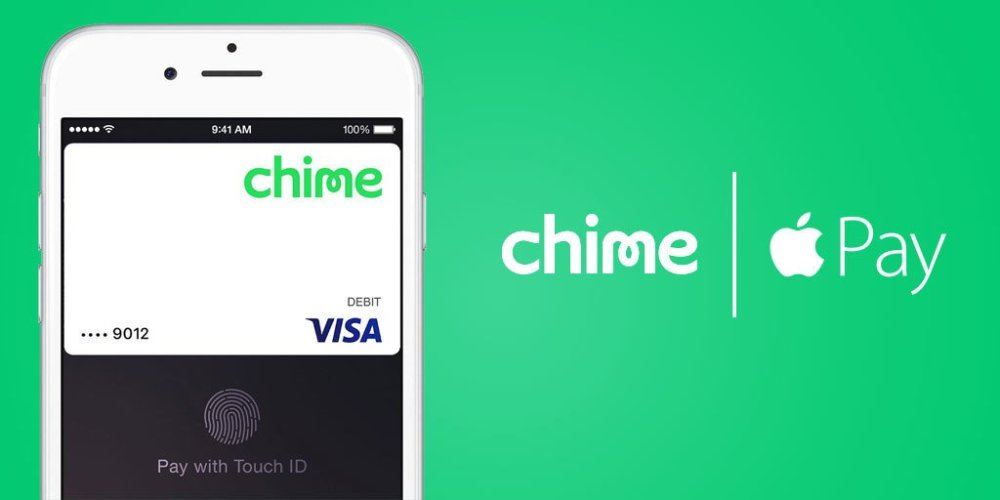 Chime Apple Pay