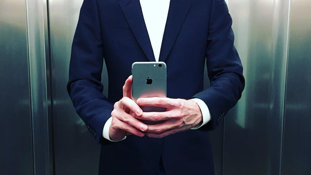 stevlocker Instagram iPhone 7