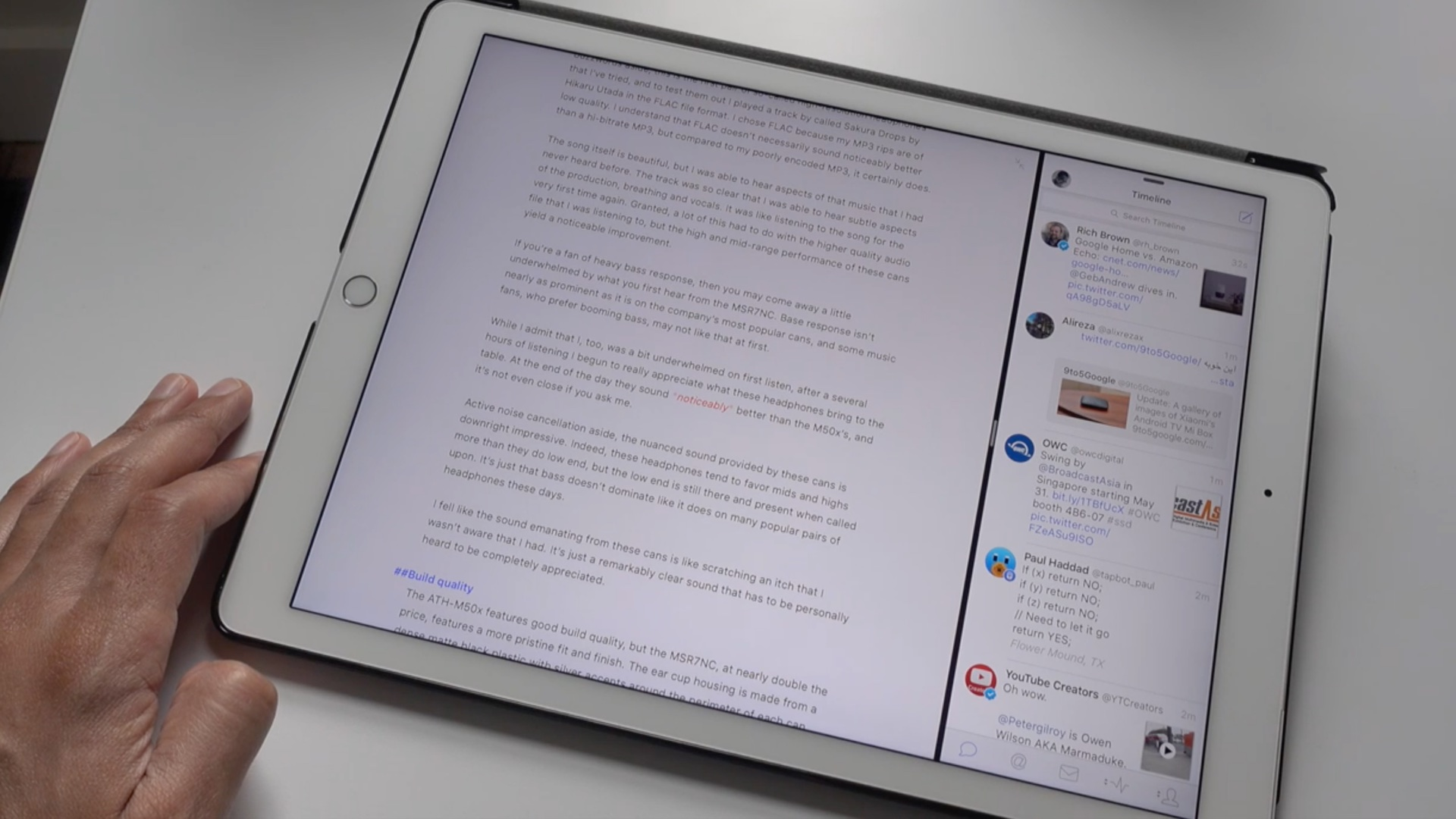 Five awesome iPad Pro apps, no Apple Pencil required [Video] - 9to5Mac