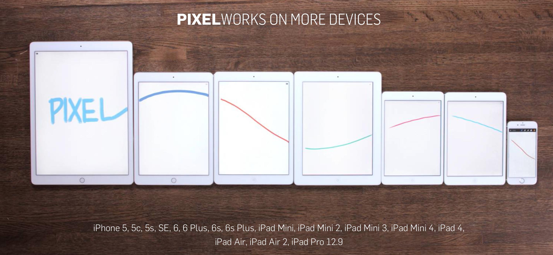 An Apple Pencil for iPad Air 2, iPad mini and iPhone: Adonit