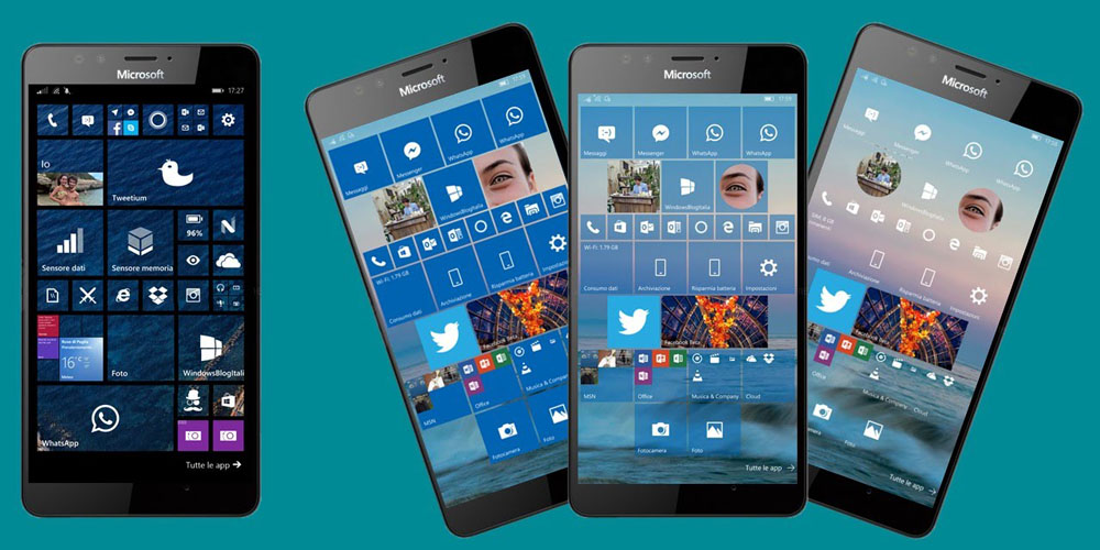 Microsoft Gives Up On Consumer Phones Claims Windows