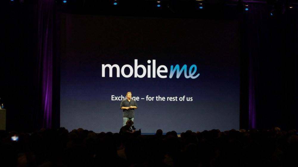 Phil Schiller MobileMe