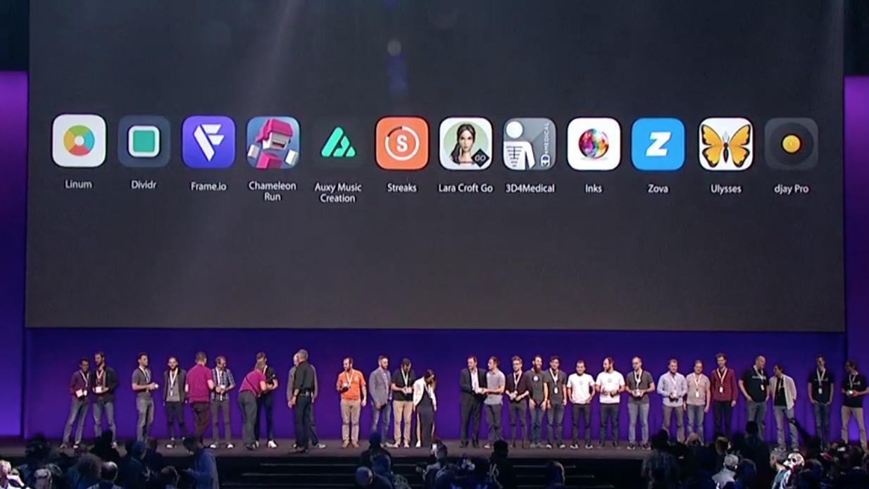 Apple Design Awards 2016