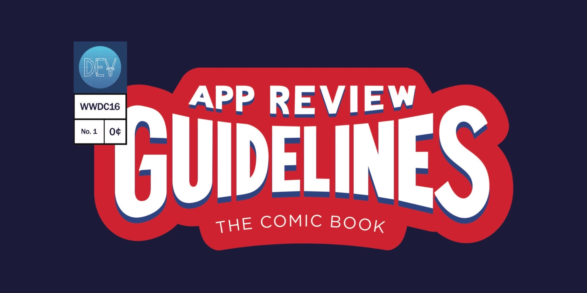 App Review Guidelines Comic Book