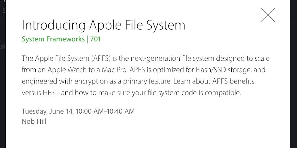 Apple-file-system