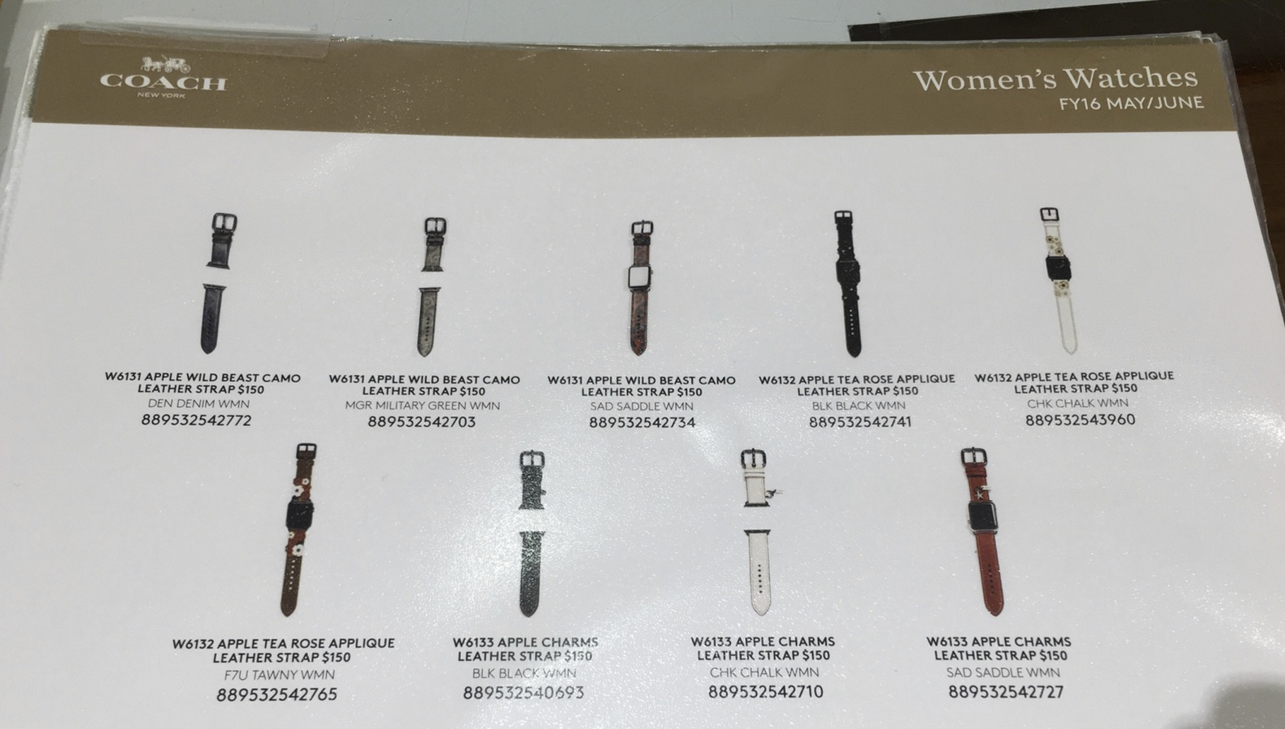 Coach-Apple-Watch-Bands