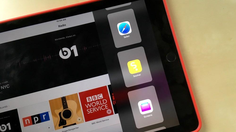 iOS 9 Multitasking