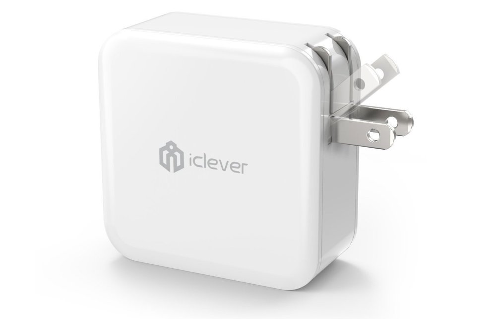 iClever BoostCube 4-Port USB Wall Charger -2