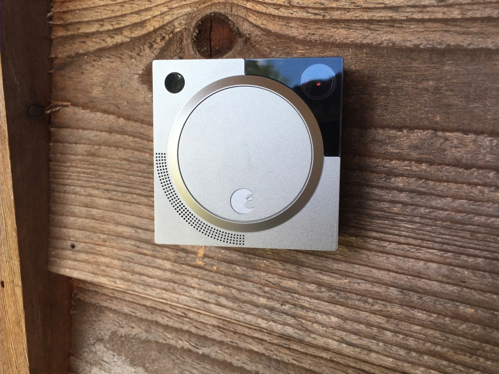 August Doorbell Cam