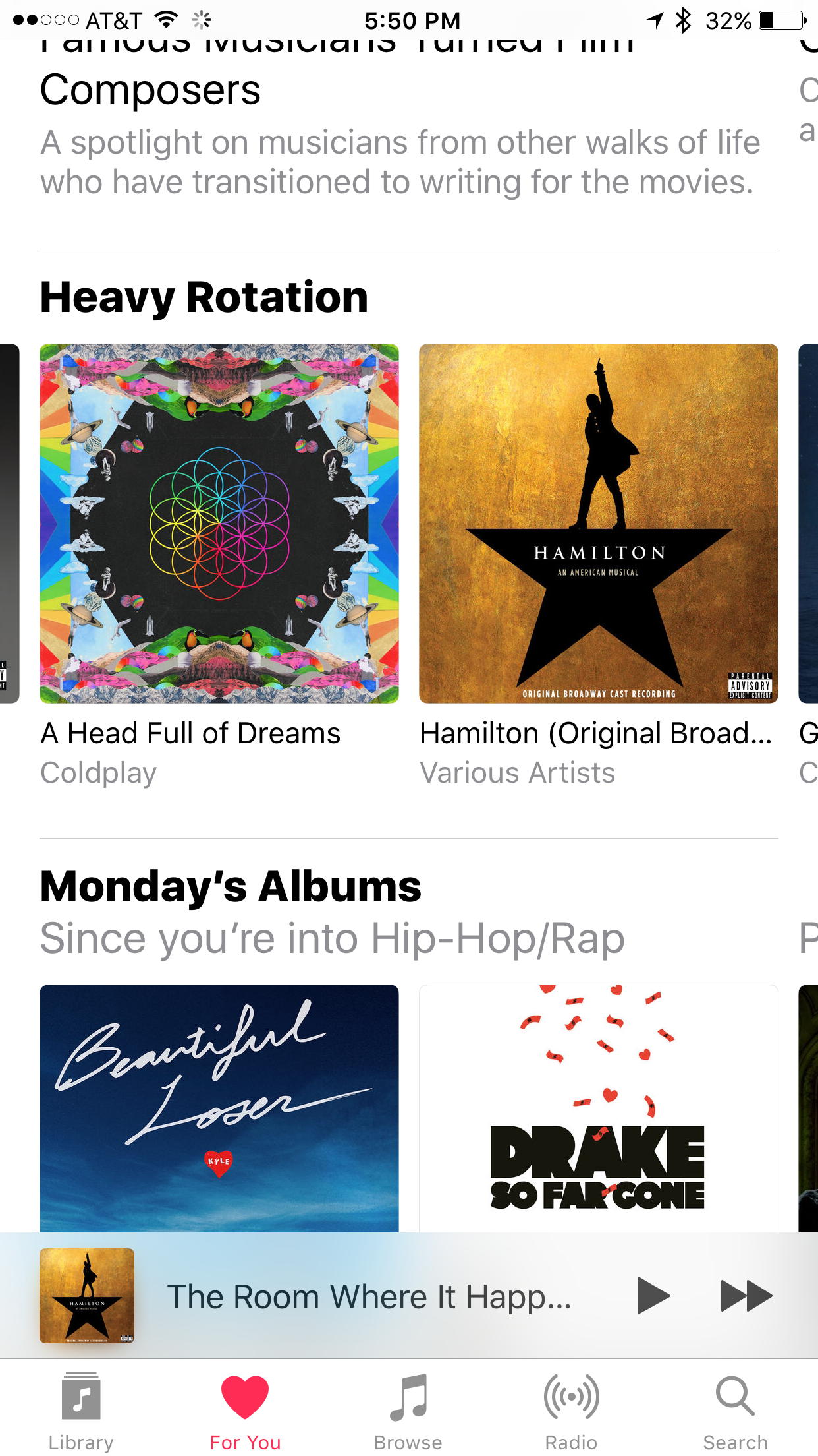 Hands-on: The all-new Music app in iOS 10 [Gallery] - 9to5Mac