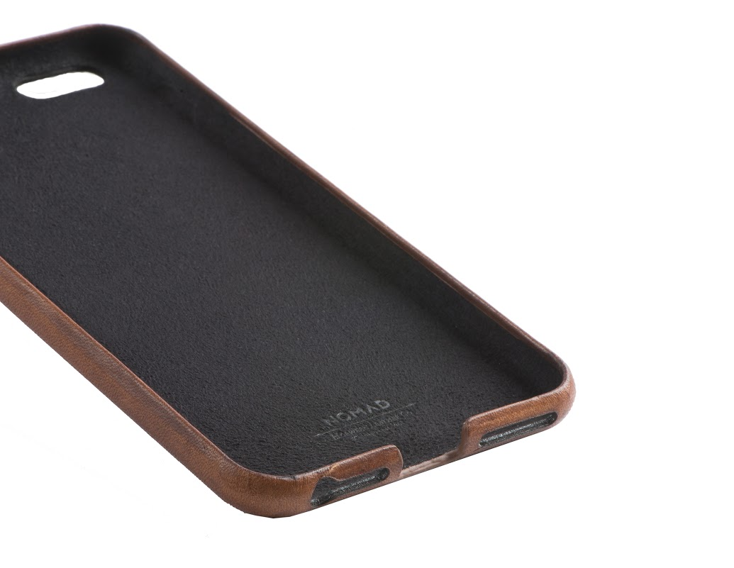 new products 050fe d9135 Nomad adds iPhone 6/6s cases to its new Horween Leather collection ...