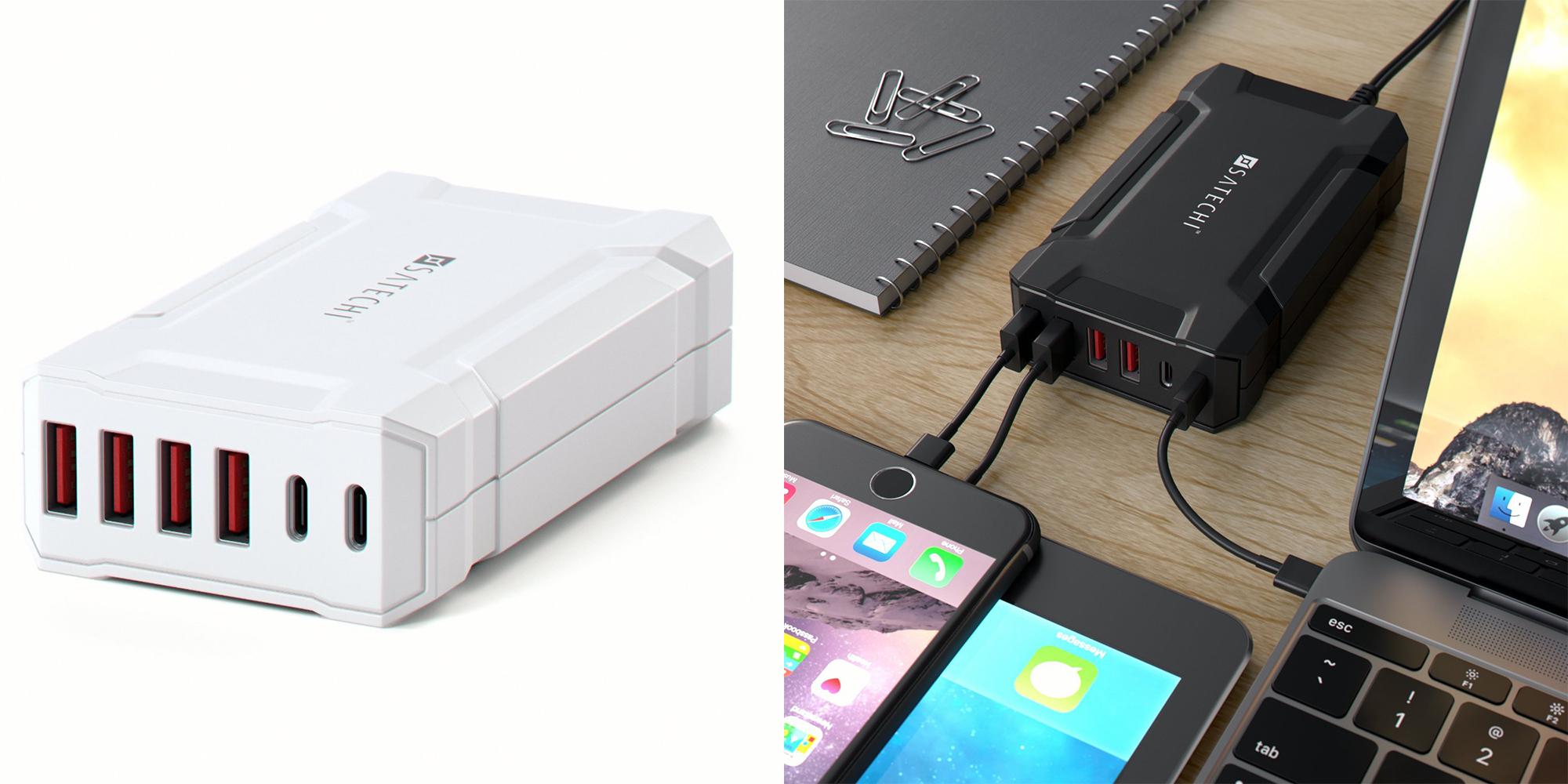 satechi-desktop-charger-usb-c