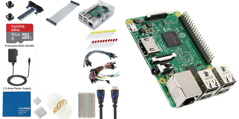 vilros-raspberry-pi-3modelb-bundle