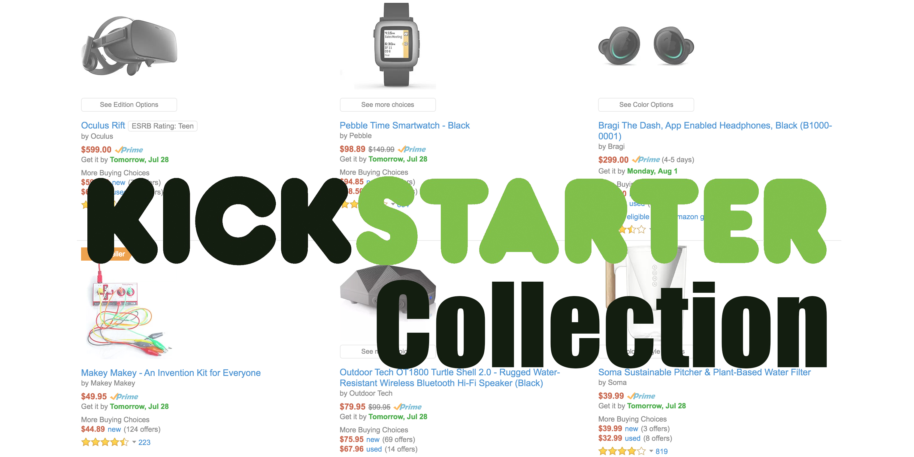 amazon-kickstarter-collection