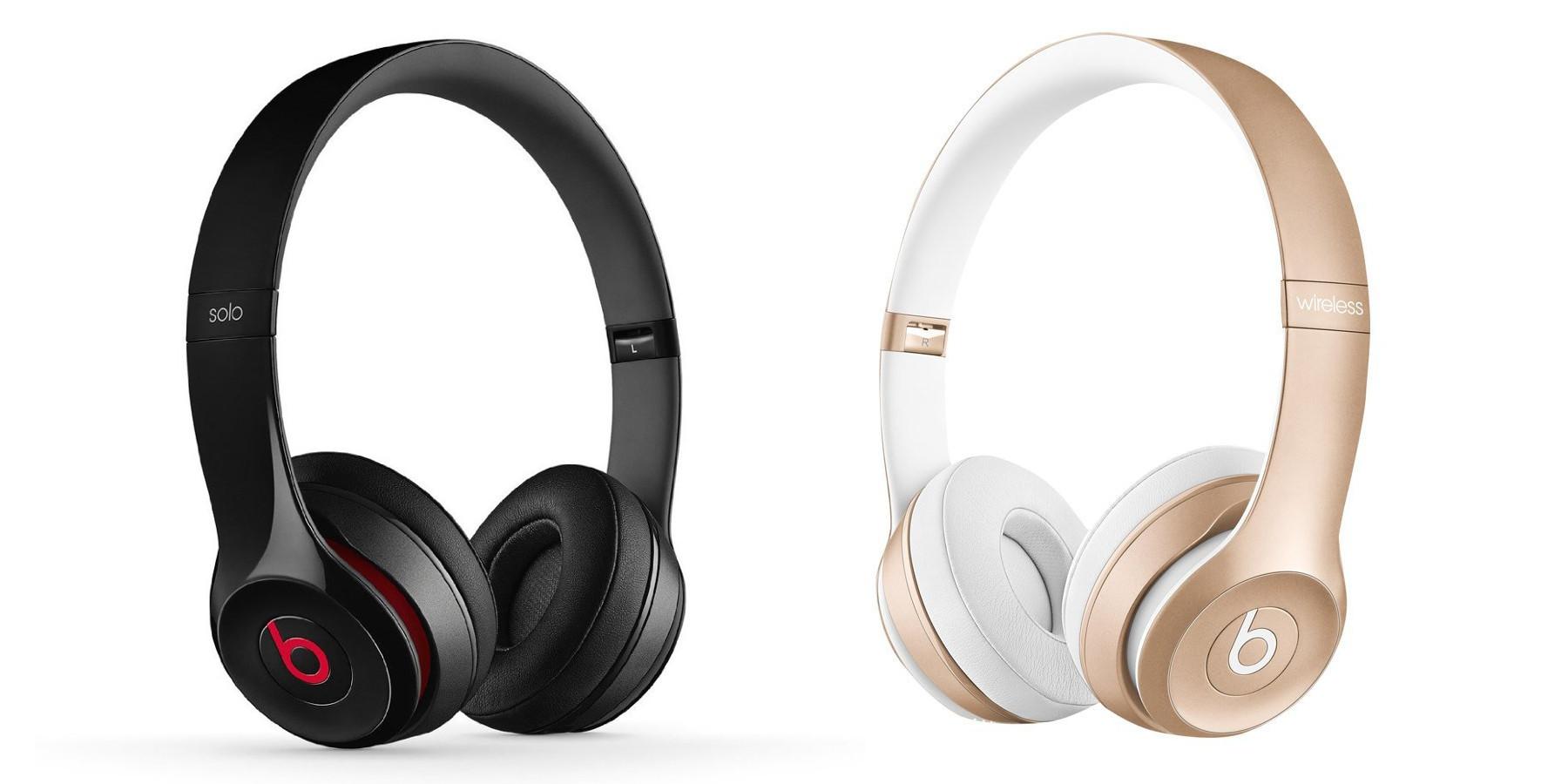 Beats Solo2 Wireless On-Ear Headphone2