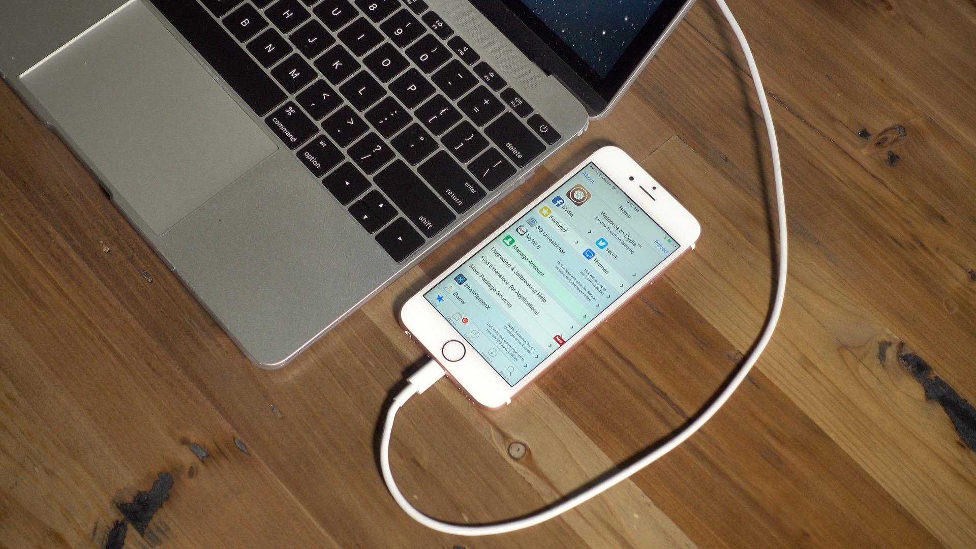 Cydia iOS 9.3.3 Pangu