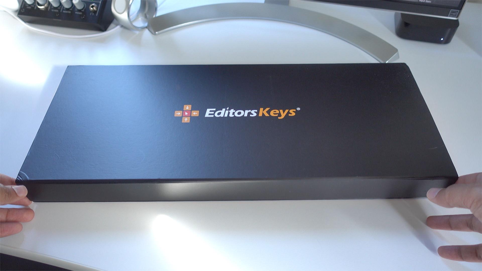 EditorsKeys Box
