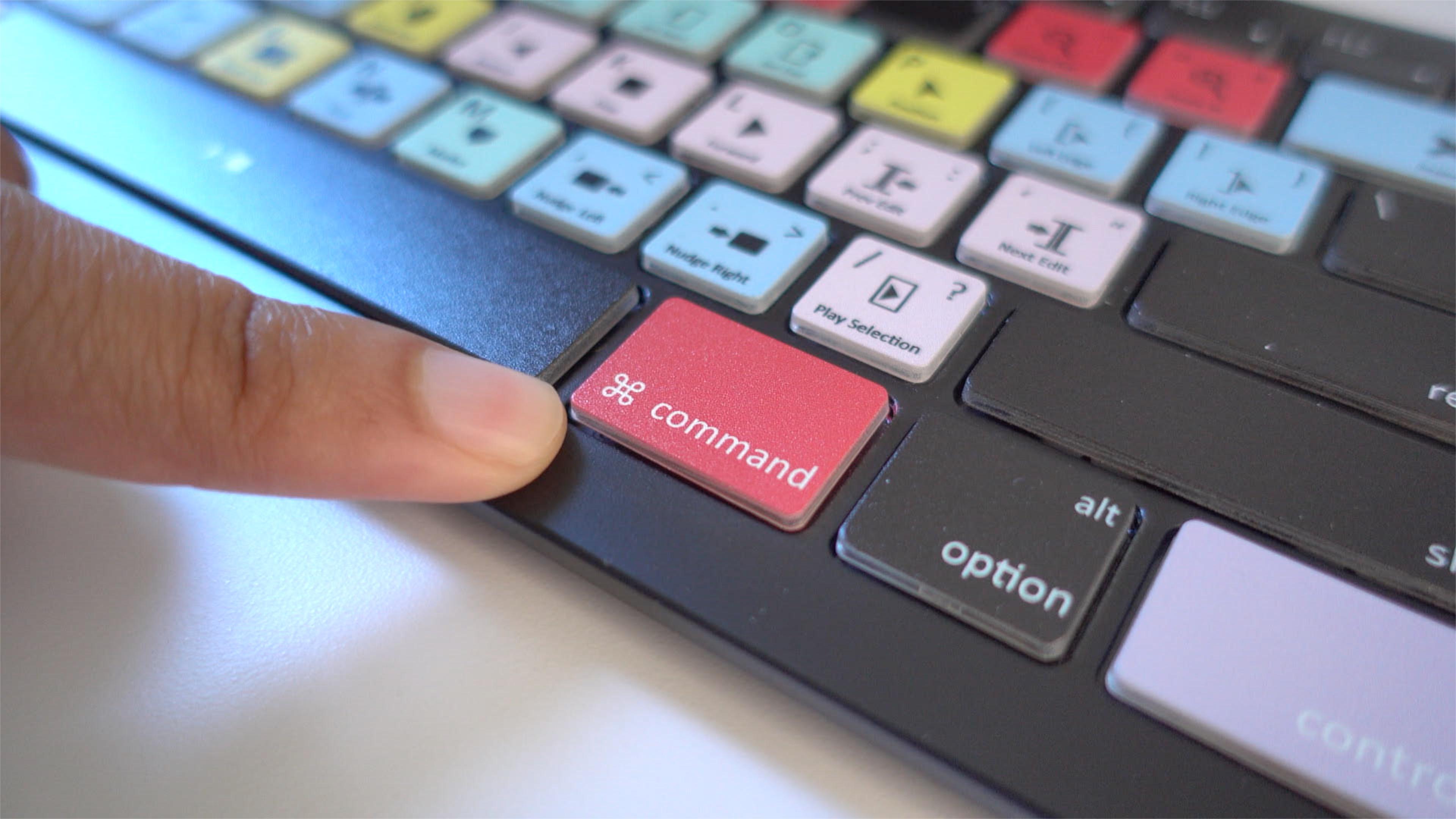 EditorsKeys Command Key