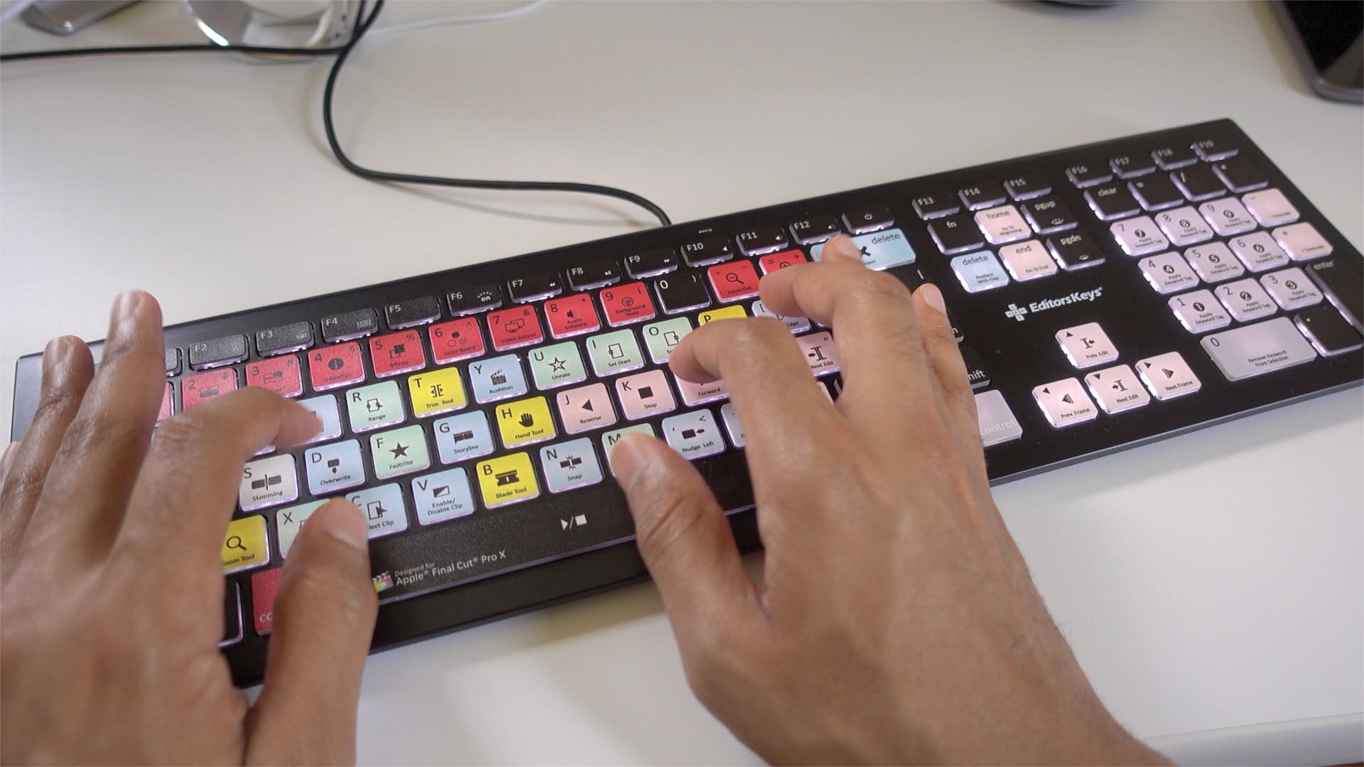 EditorsKeys Typing