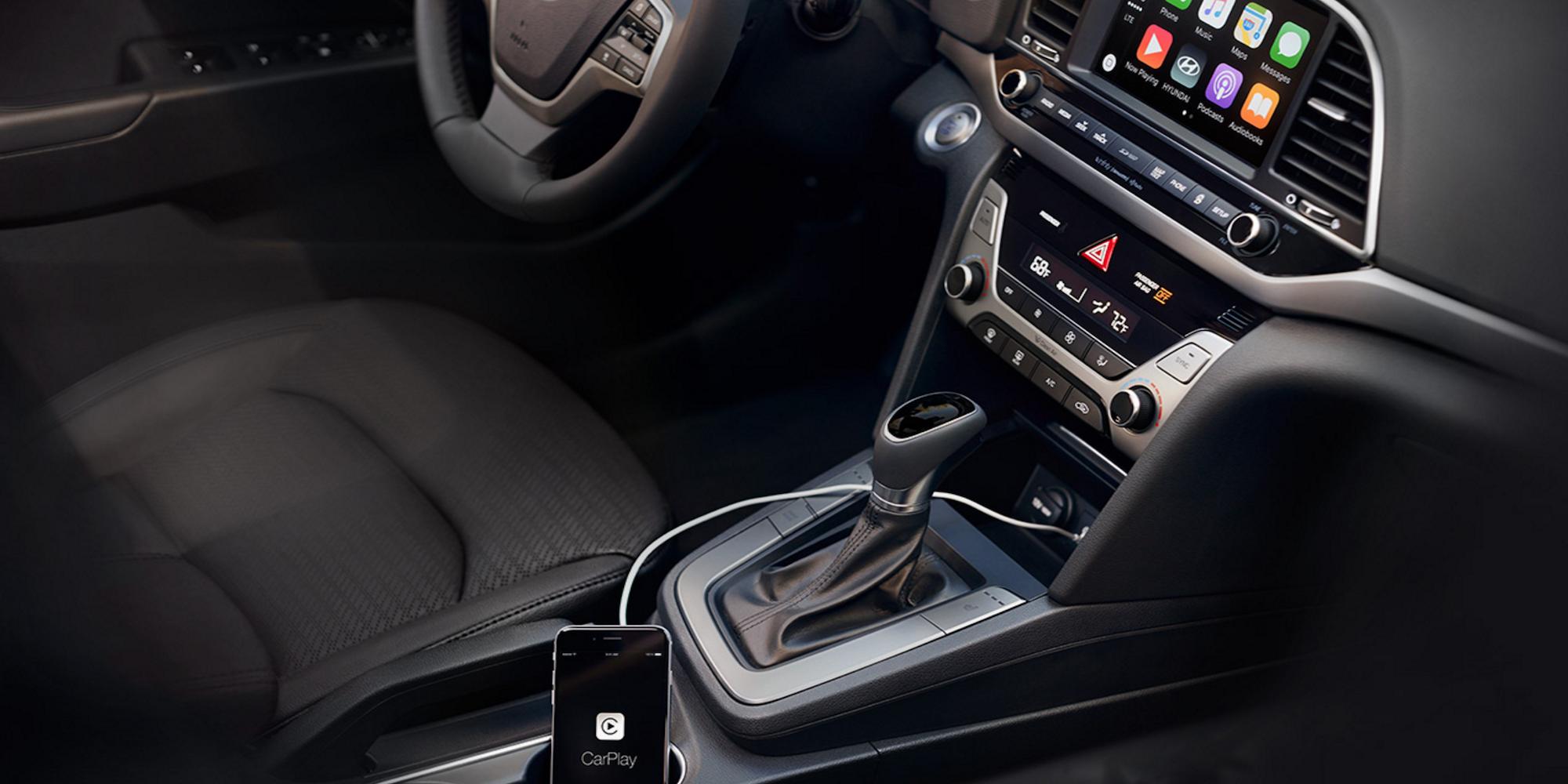 Hyundai-CarPlay