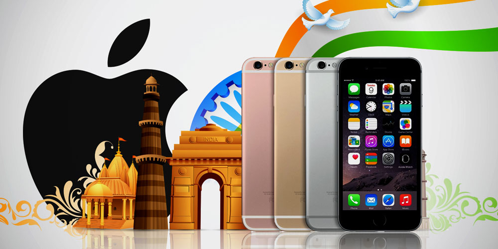 Apple may generate 55000 jobs in India