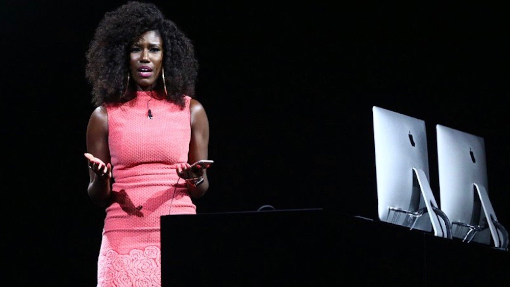 Bozoma Saint John Apple Music WWDC 2016