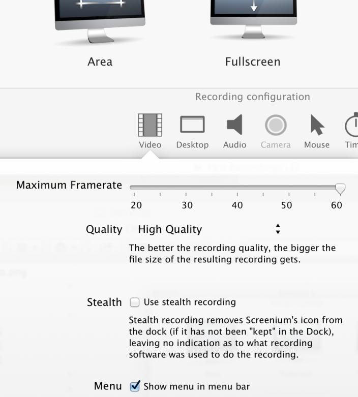 Screenium-3-Video-Settings