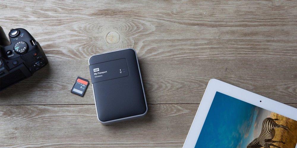 WD My Passport 1TB External USB 3.0 Wireless Portable Hard Drive-sale-01