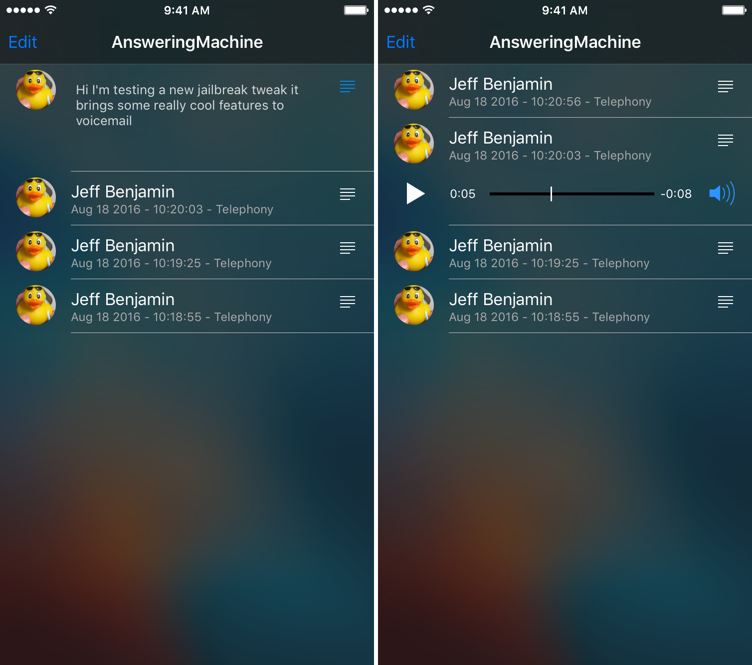 New Answeringmachine Cydia Release Adds Enhanced Voicemail To Ios