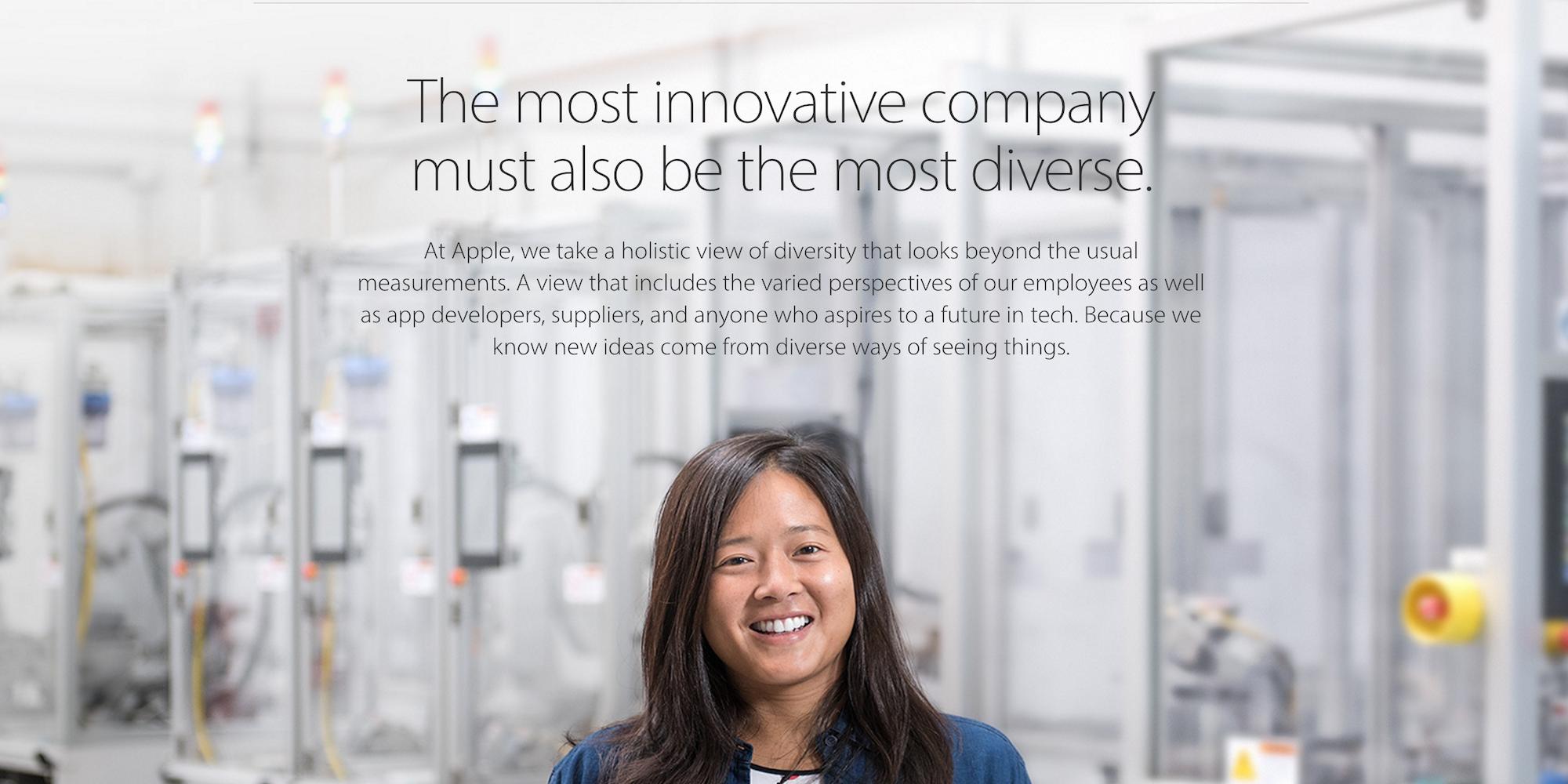 Apple-Diversity-Report