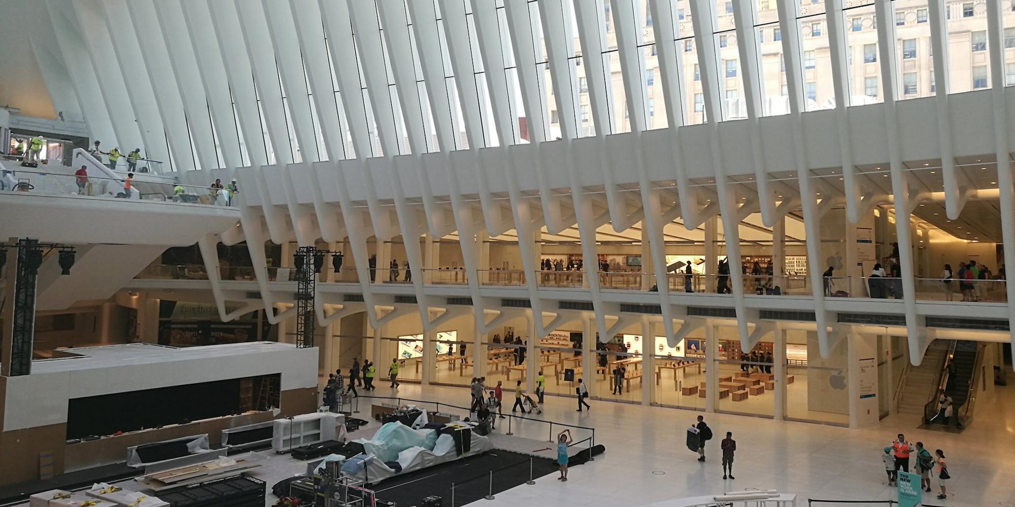 Apple-Store-WTC