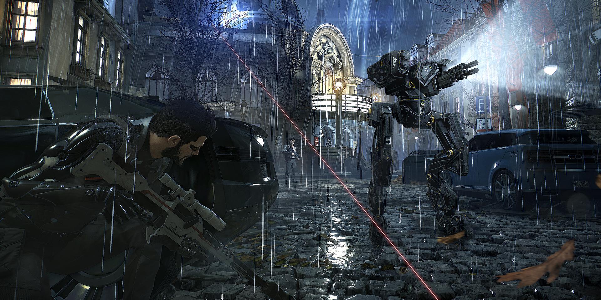 Deus Ex- Mankind Divided