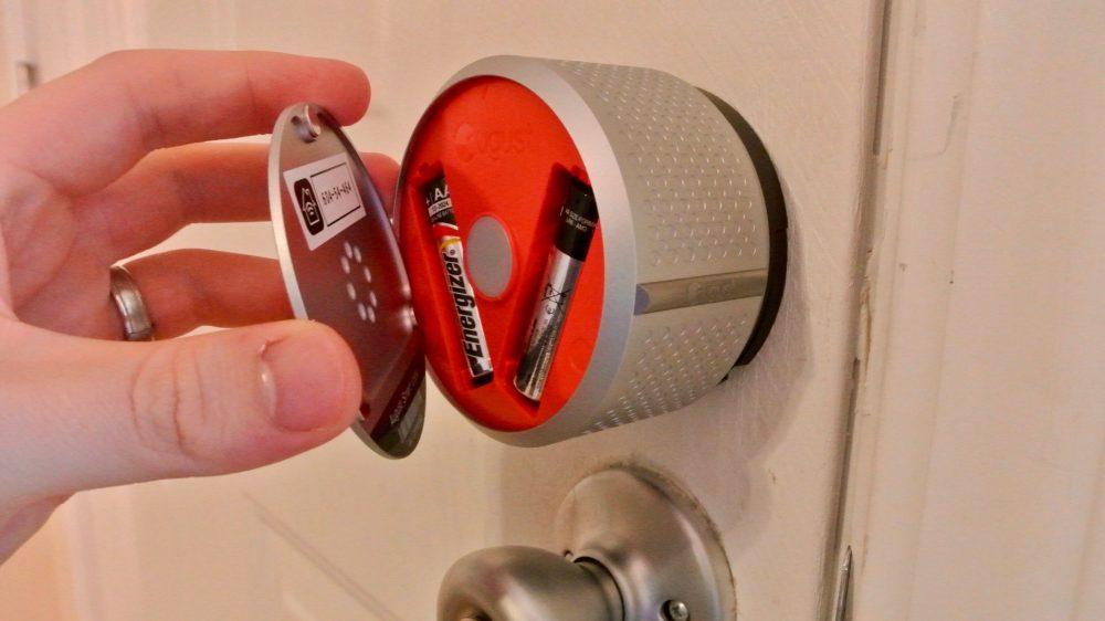August Smart Lock HomeKit