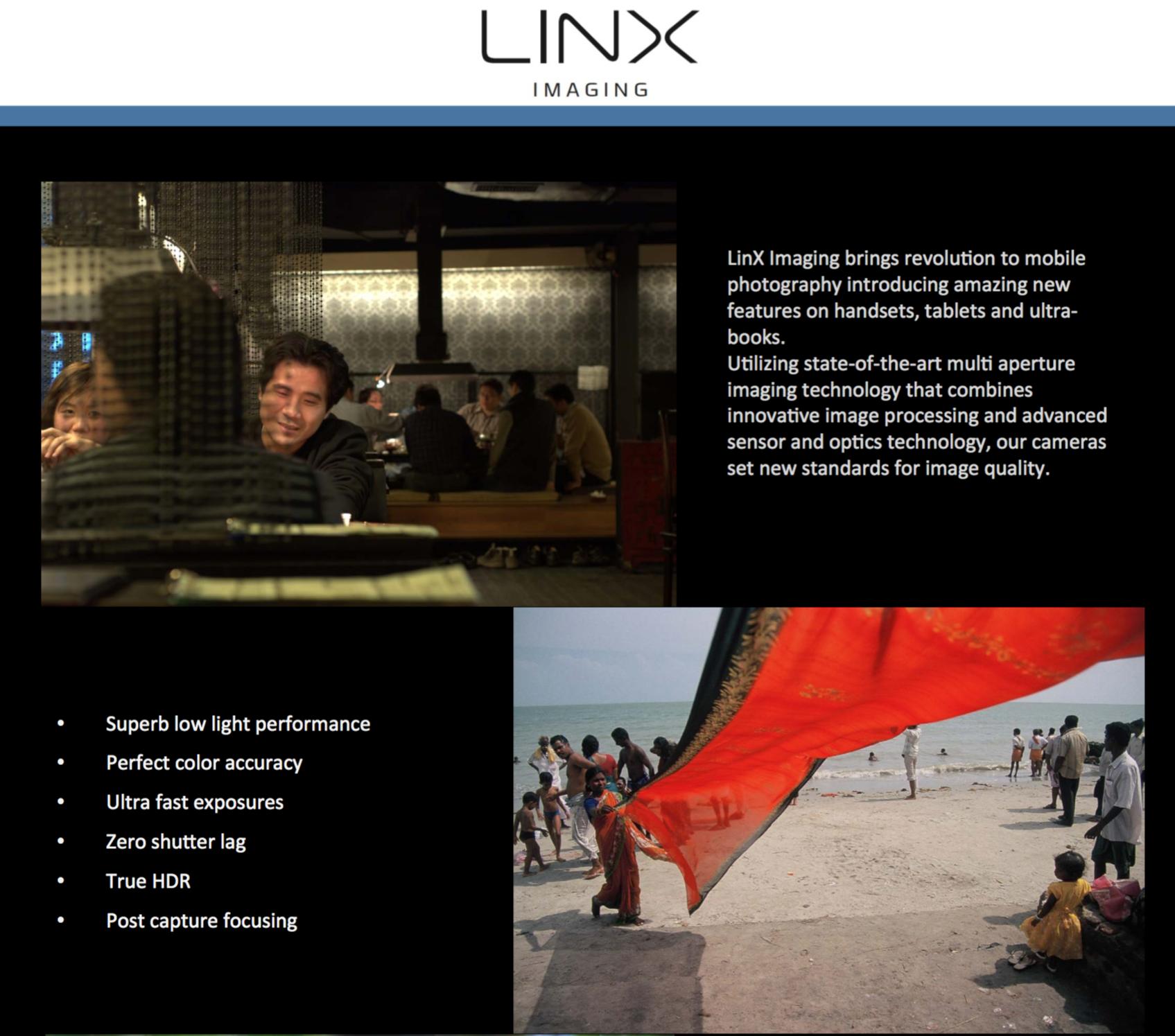 LinX Brochure