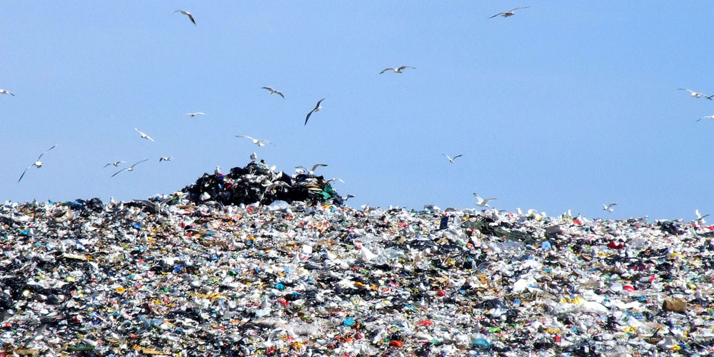 Zero Waste means nothing sent to landfill sites