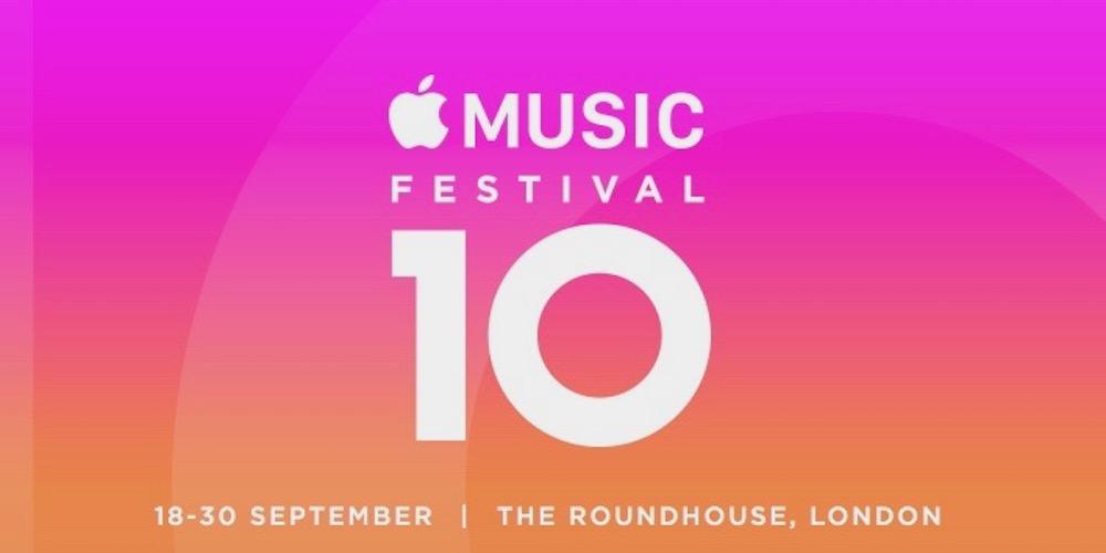 Apple Music London Festival