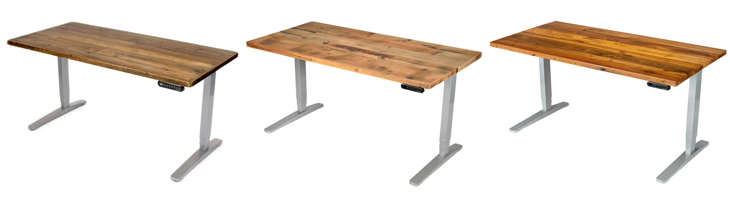 Uplift reclaimed wood
