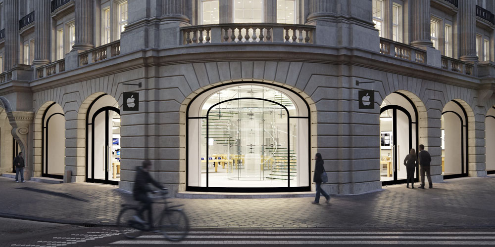 Apple's Amsterdam store evacuated after iPad battery explodes