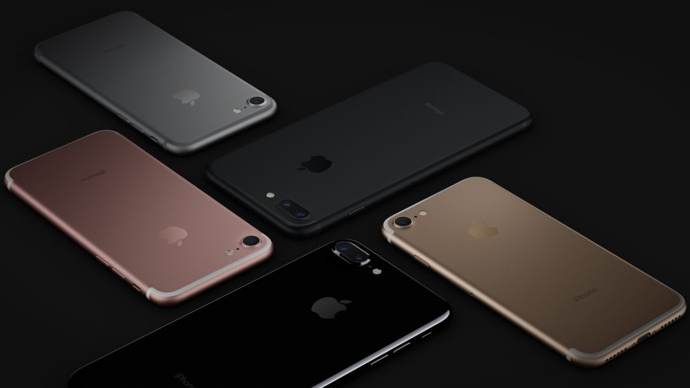 Apple iPhone 7 Hero Images