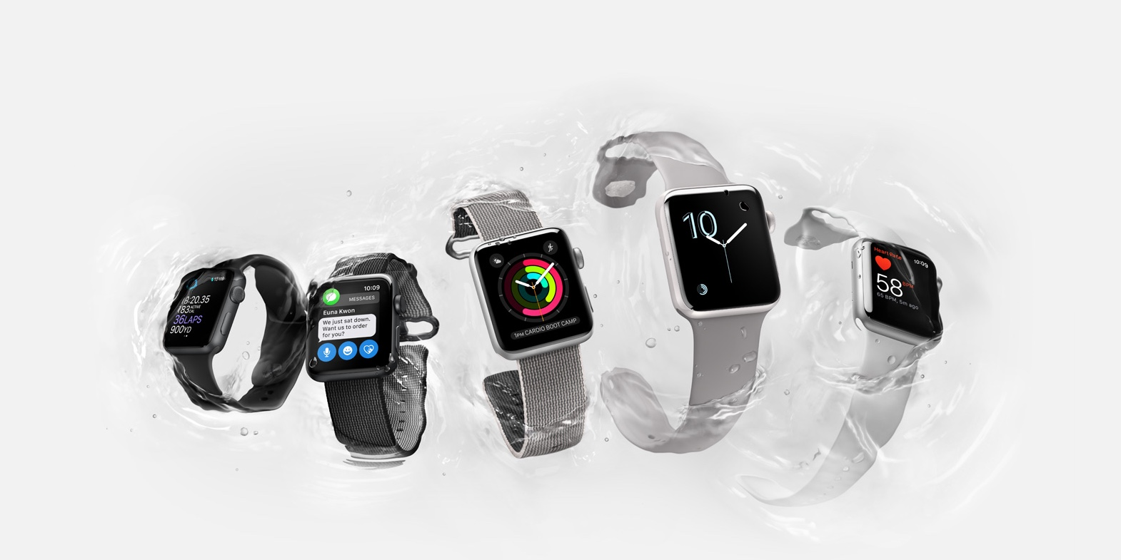 Apple Watch Series 2 (Late 2016)