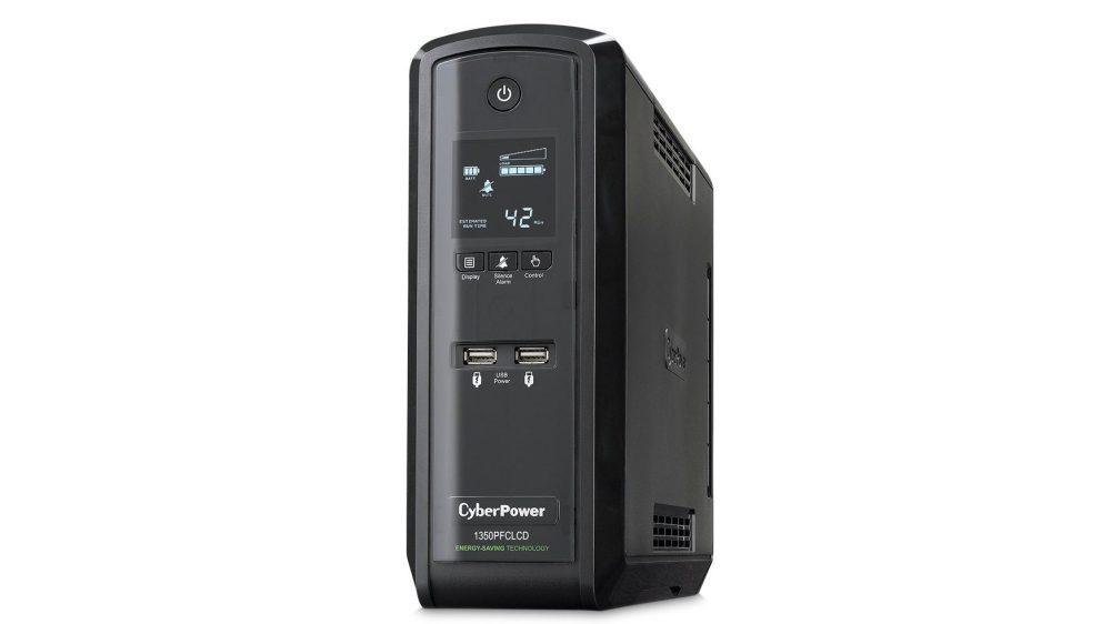 cyberpower-cp1350pfclcd-ups