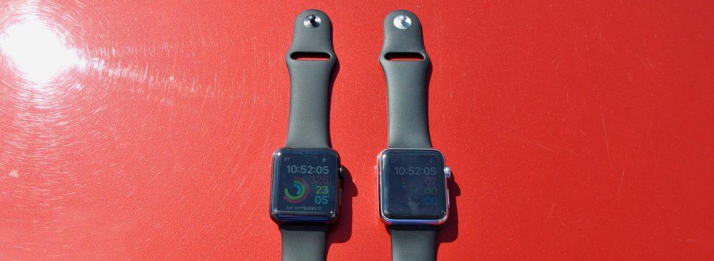 Apple Watch Series 2 first gen