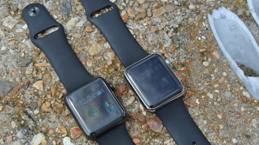 Apple Watch Series 2 versus first-gen