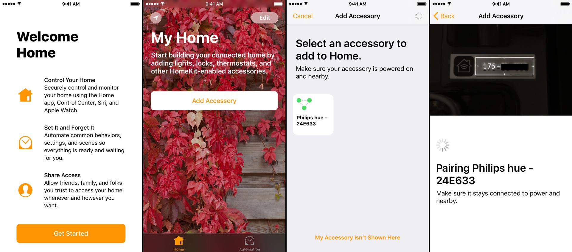home-app-initial-setup