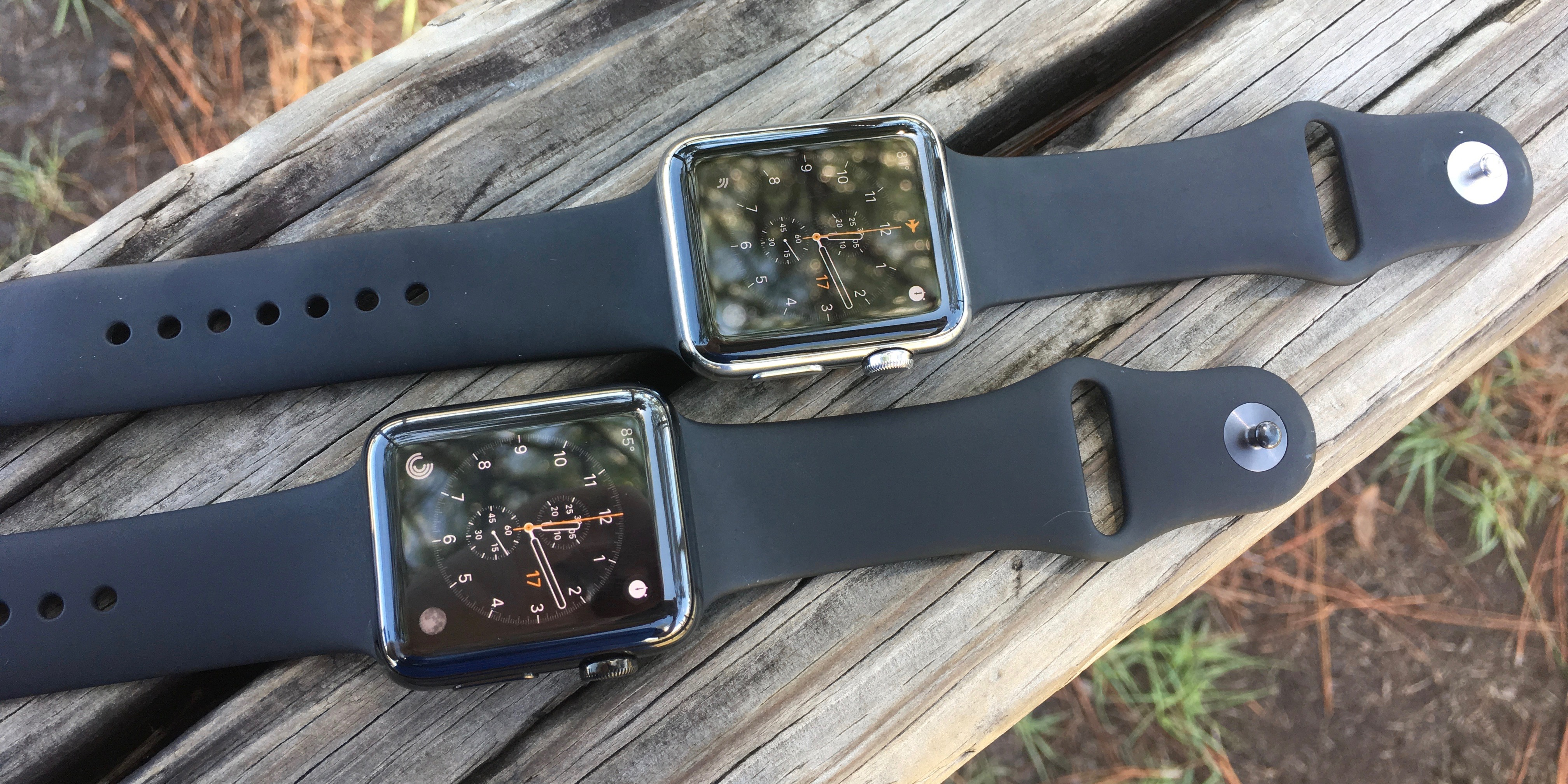 Apple Watch Series 2 first gen